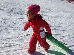 Séjour Ski mains dans la main
